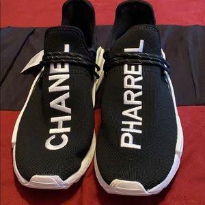 Pharrell x Chanel x adidas NMD Human Race